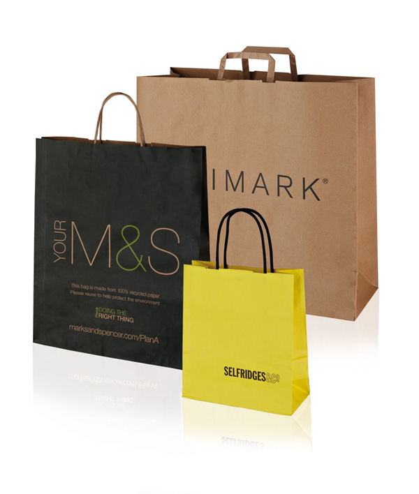 d4b275b50f Recycled Paper Carrier Bags