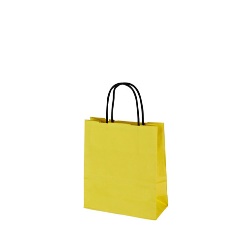 Cotton Handle Paper Carrier Bags