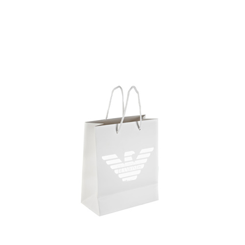 Rope Handle and Luxury Paper Bags